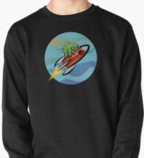 Space Tardigrade: Intrepid Explorer Pullover Sweatshirt