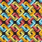 Impossible Square Pattern by Dragan Radujko
