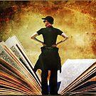Knowledge is Power by Bine