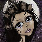 Graveyard Girl by HeatherRose