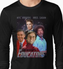 The Educators Long Sleeve T-Shirt
