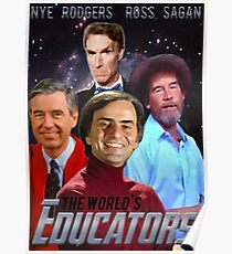 The Educators Poster