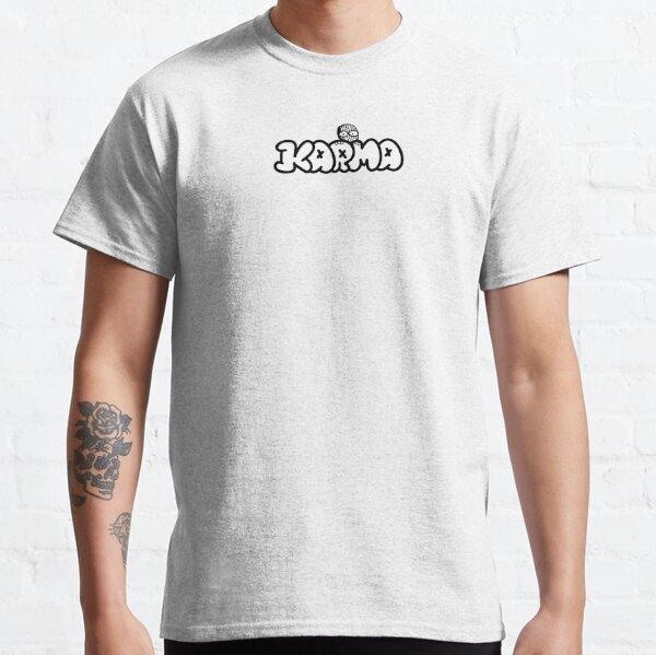 Karma Basic-Logo Classic T-Shirt