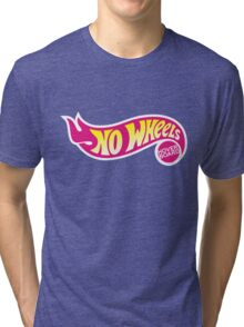 No Wheels Tri-blend T-Shirt