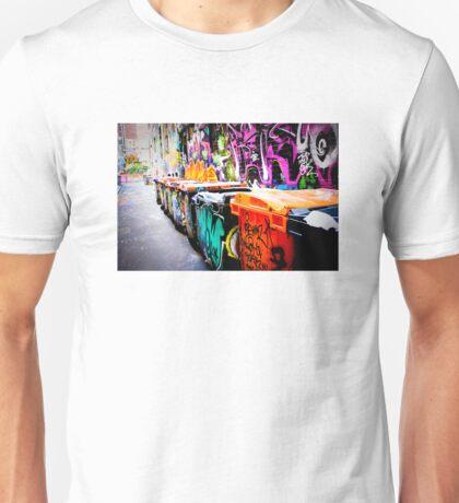 Bins Unisex T-Shirt