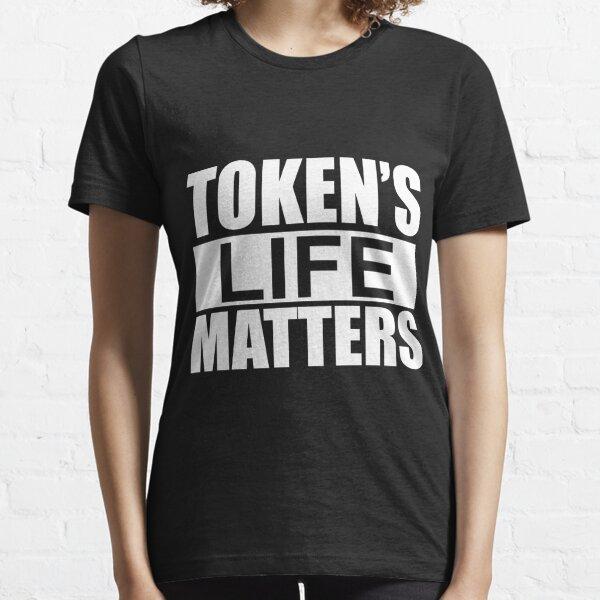 Token's Life Matters - South Park (Edición exacta de réplica) Camiseta esencial
