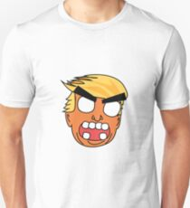angry zombie trump Unisex T-Shirt