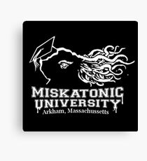 Miskatonic University Canvas Print