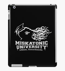Miskatonic University iPad Case/Skin