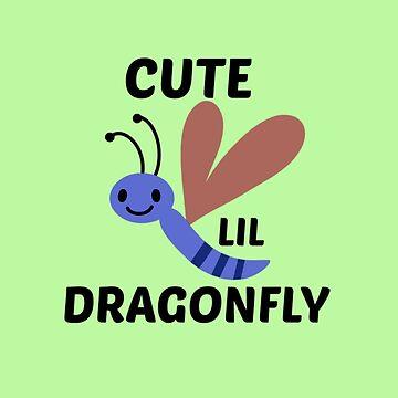 Cute Lil Dragonfly by Harleythemk