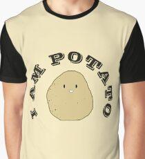 I am Potato Graphic T-Shirt