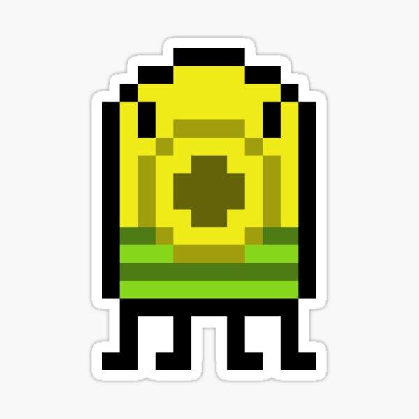 Pixel Doodler Sticker