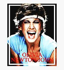 olivia newton john Photographic Print