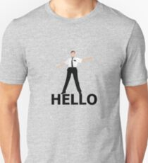 Hello- Book Of Mormon Unisex T-Shirt