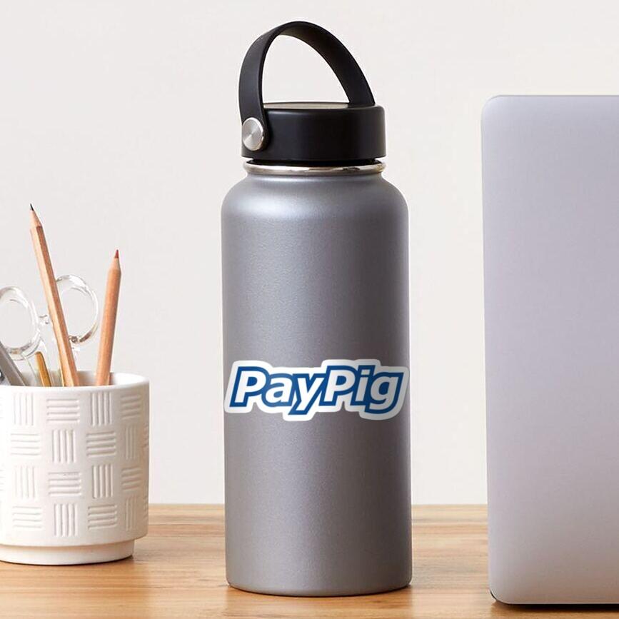 PayPig Sticker