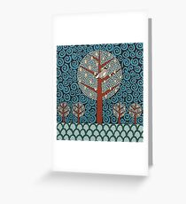 Partridge In A Pear Tree Greeting Card