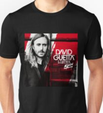 David Guetta Listen Again T-Shirt