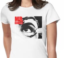 MR BUNGLE Womens Fitted T-Shirt