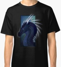 Wings of Fire - Whiteout Headshot Classic T-Shirt