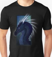 Wings of Fire - Whiteout Headshot T-Shirt