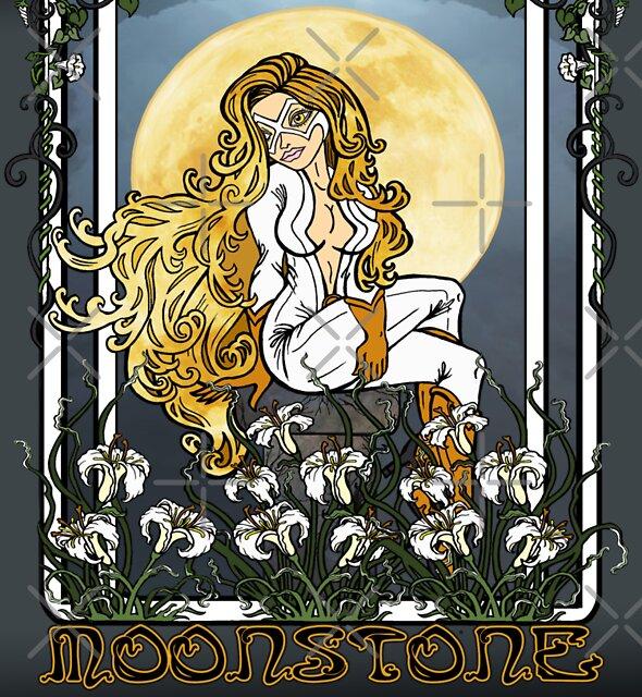 Moonstone Nouveau by Ameda