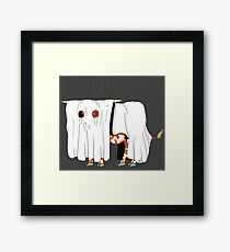 """""""Boovo"""" LIMITED TIME ONLY Framed Print"""