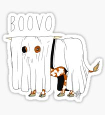 """Boovo"" LIMITED TIME ONLY Sticker"