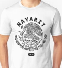 Nayarit Mexico 1810 T Shirt T-Shirt