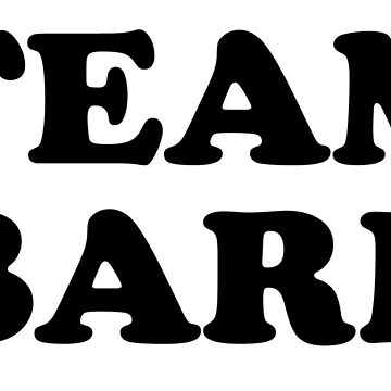 Team Barb by 3bagsfull