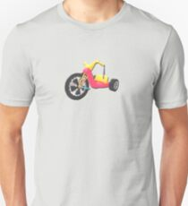 Big Wheel Of Dots T-Shirt