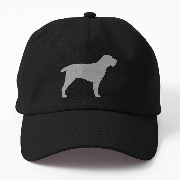 Spinone Italiano Silhouette(s) Dad Hat