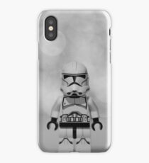 The Trooper iPhone Case