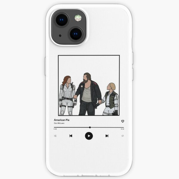 Yelena's Song iPhone Soft Case