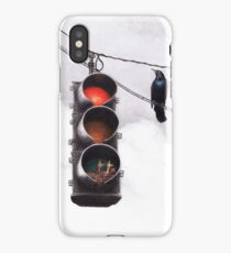 Code Red iPhone Case