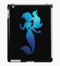 Under The Sea - Black  iPad Case/Skin