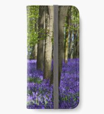 Bluebell Woods iPhone Wallet/Case/Skin