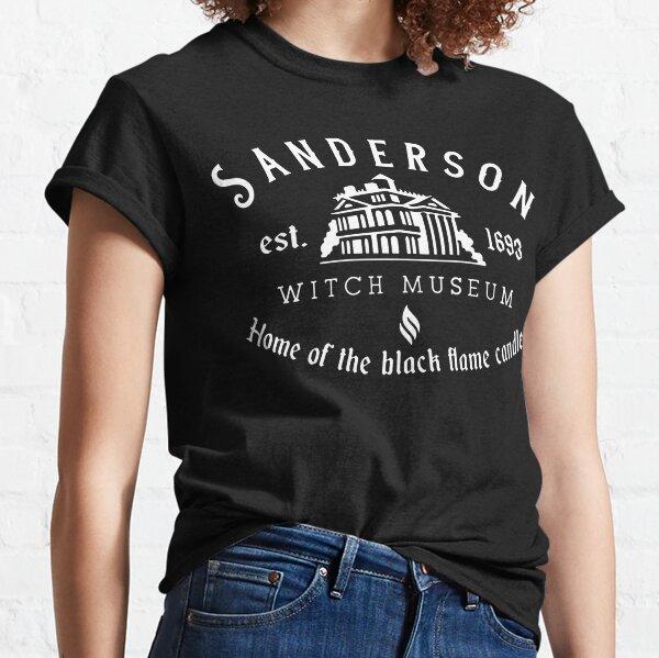 Sanderson est 1693 Witch Museum  Classic T-Shirt