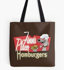Finn's Place Tote Bag