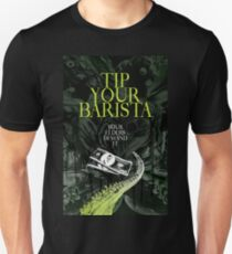 Tip Your Eldritch Barista  Unisex T-Shirt