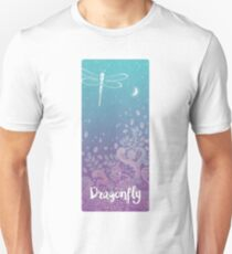 Dragonfly in the forest Unisex T-Shirt