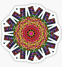 Mandalas 30 Sticker