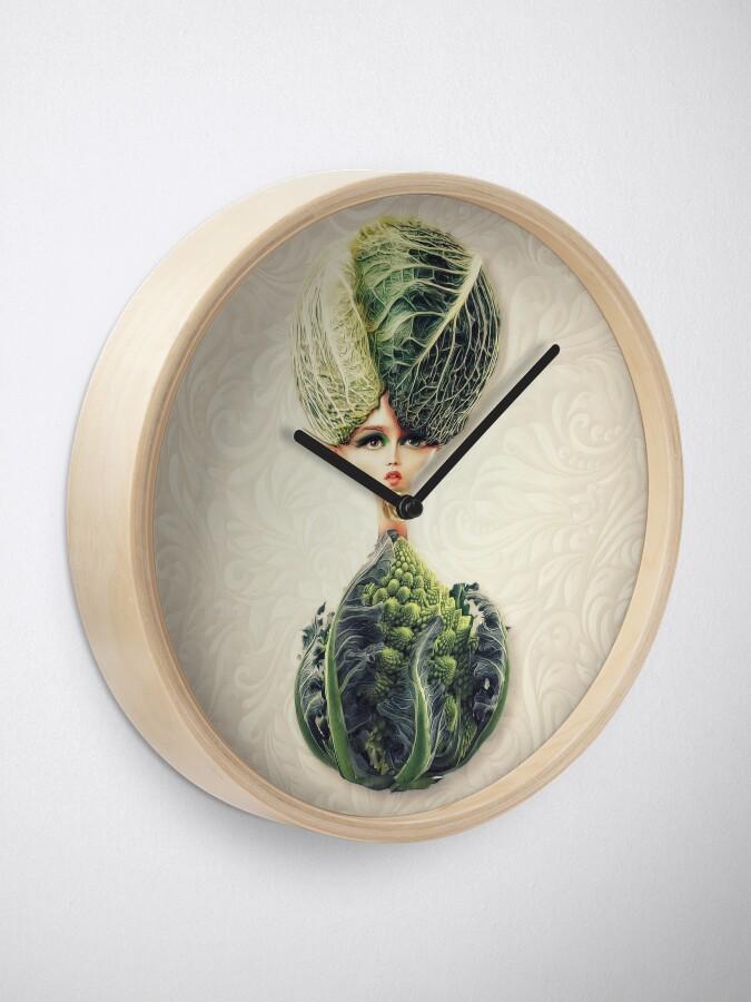 Alternate view of Sweaty Cabbage Women's Perfume Clock