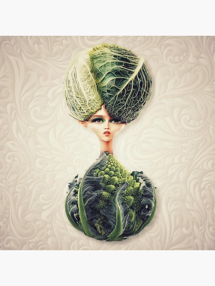 Sweaty Cabbage Women's Perfume by Oddtoe