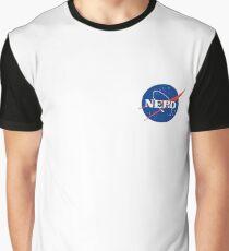 Nerd Logo Graphic T-Shirt