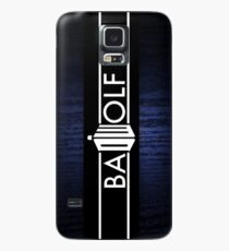 Bad Wolf - Formatted for iDevices Case/Skin for Samsung Galaxy