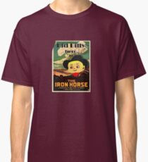 Kid Billy Cowboy movie poster tee Classic T-Shirt