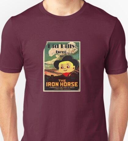 Kid Billy Cowboy movie poster tee T-Shirt