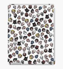 The Binding of Isaac characters pattern iPad Case/Skin