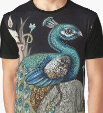 Mrs Peacock Graphic T-Shirt