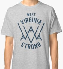 Jennifer Garner's Official West Virginia Strong Shirt Classic T-Shirt